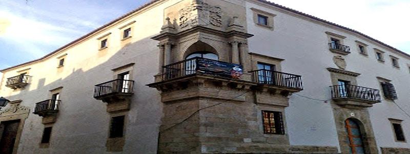 Palacio de los Barrantes-Cervantes de Trujillo