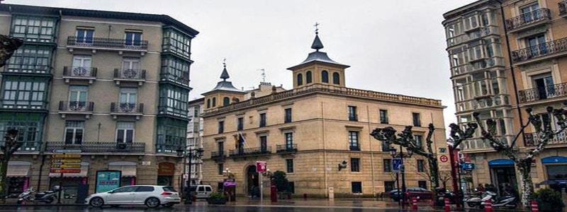 Palacio de los Chapiteles de Logroño