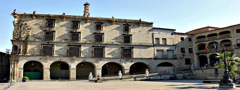 Palacio de los Marqueses de la Conquista de Trujillo