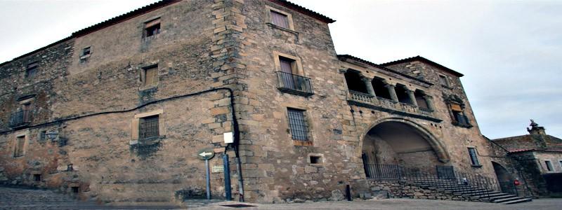 Palacio de los Orellana-Pizarro de Trujillo