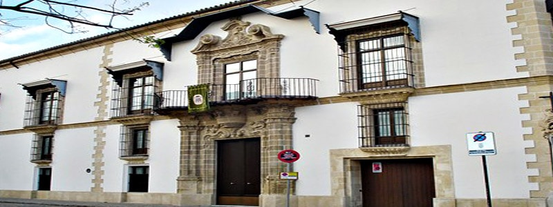 Palacio del Marqués de Bertemati de Jerez de la Frontera