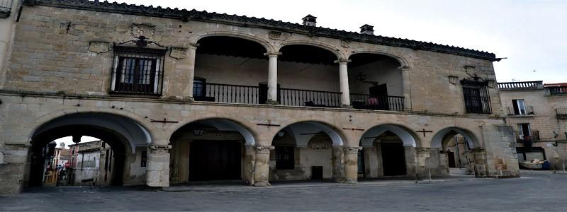 Palacio del Marquesado de Piedras Albas de Trujillo