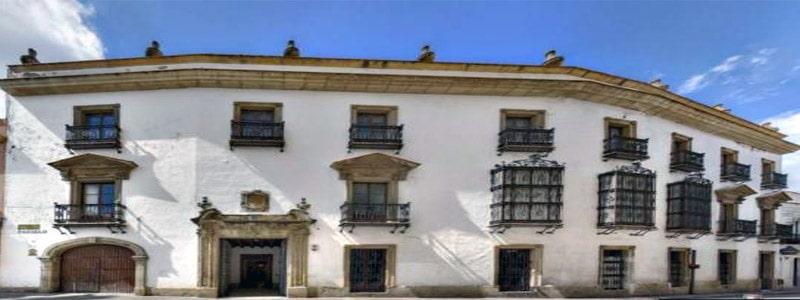 Palacio del Virrey Laserna de Jerez de la Frontera