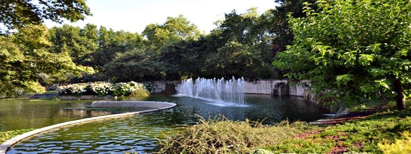Parque de Castrelos de Vigo