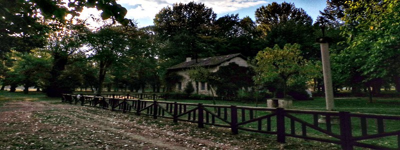 Parque de El Parral de Burgos
