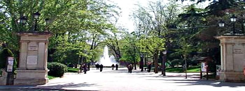 Parque de la Concordia de Guadalajara