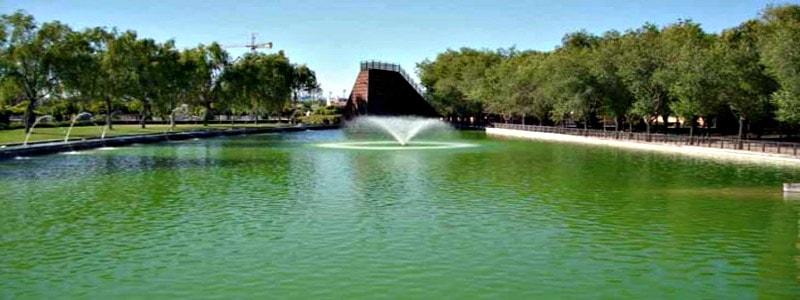 Parque del Pilar de Ciudad Real