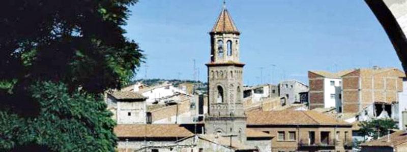 Parroquia de la Merced Teruel