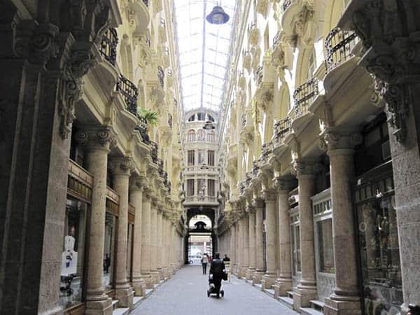 Pasaje de Lodares de Albacete - Albacete en un día - Ilutravel.com
