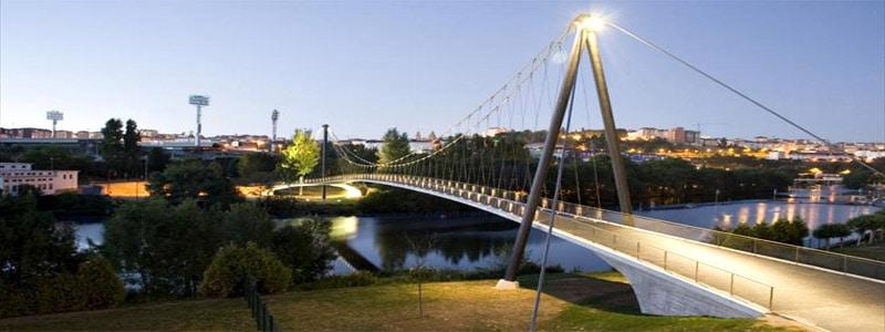 Pasarela Sobre el Miño de Lugo