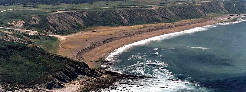 Playa de Gorrondatxe Getxo de Getxo