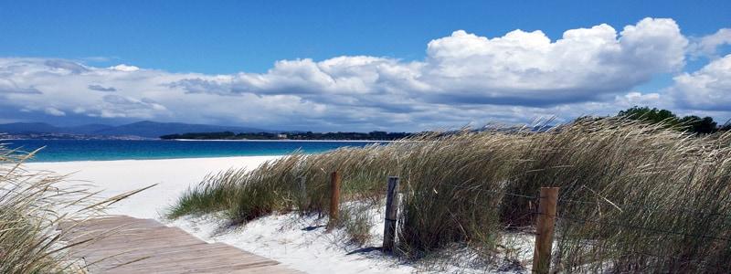 playa O Vao de Vigo