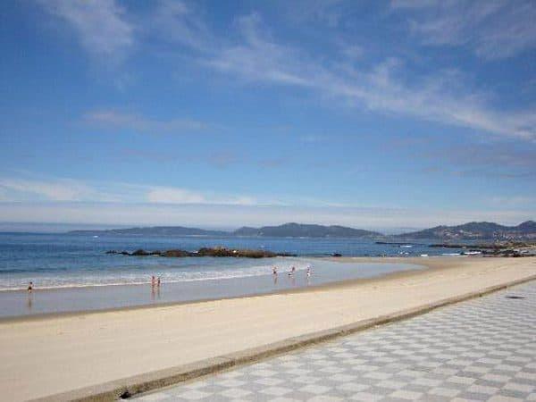 Playa de Samil de Vigo - Turismo por Vigo que hacer - Ilutravel.com