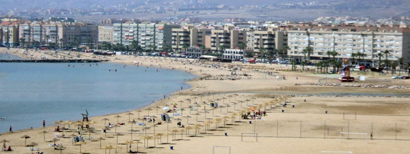 Playa De San Lorenzo de Melilla