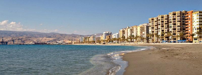 Playa de San Miguel-Zapillo de Almería