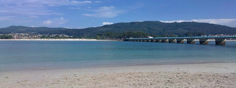 Playa de Toralla de Vigo