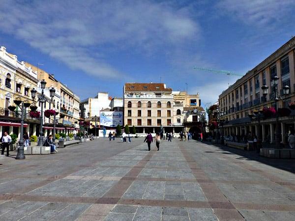 Plaza Mayor de Ciudad Real
