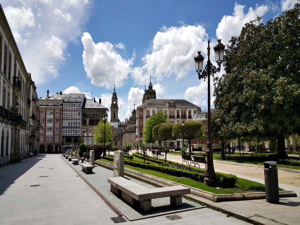 Plaza Mayor de Lugo - Sitios para visitar en Lugo - Ilutravel.com