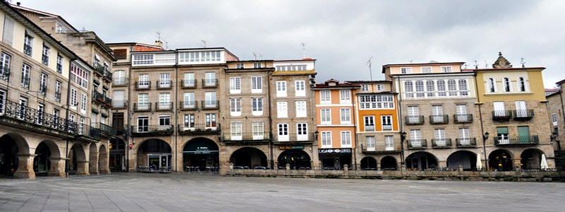 Plaza Mayor de Orense