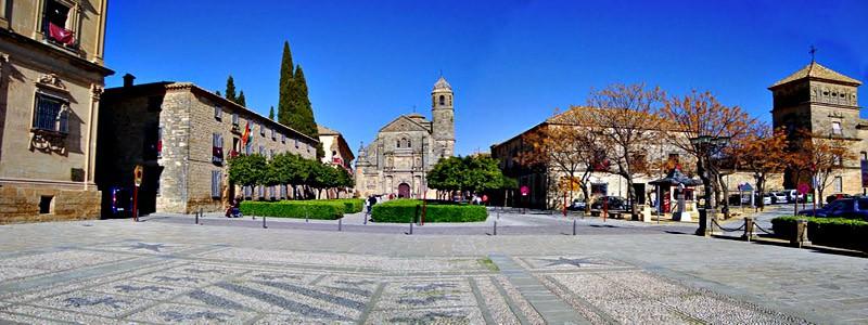 Plaza Vázquez de Molina de Úbeda