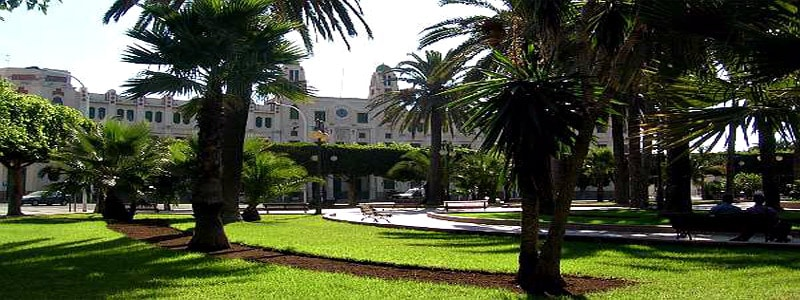 Plaza de España de Melilla