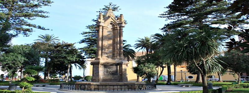 Plaza de Nuestra Señora de África de Ceuta