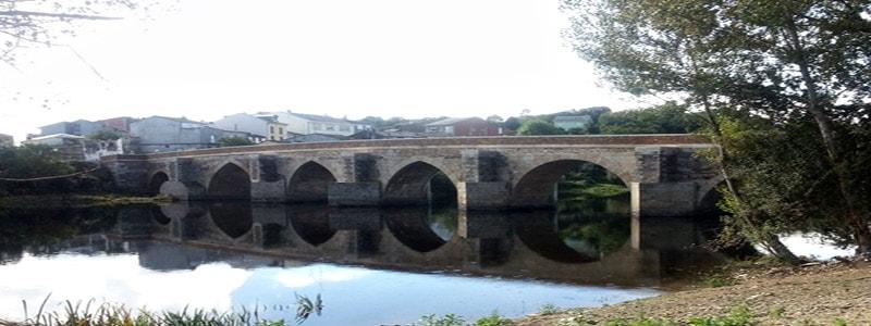 Puente Romano de Lugo - Visitar Lugo capital y provincia - Ilutravel.com