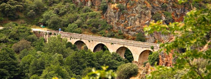 Puente de San Lorenzo de Fermoselle