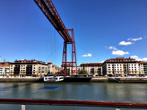 Puente de Vizcaya de Getxo