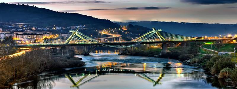 Puente del Milenio de Orense