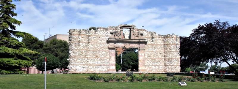Puerta de Santa María de Ciudad Real
