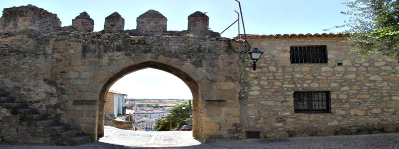 Puerta de la Vera Cruz de Trujillo
