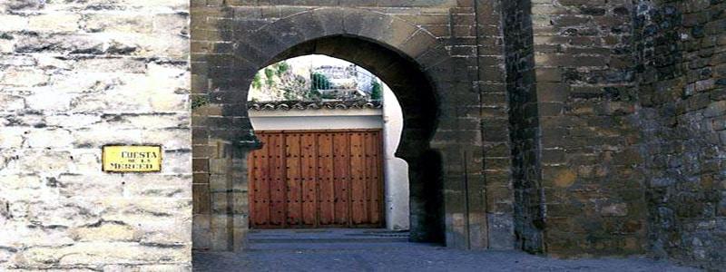 Puerta del Losal de Úbeda