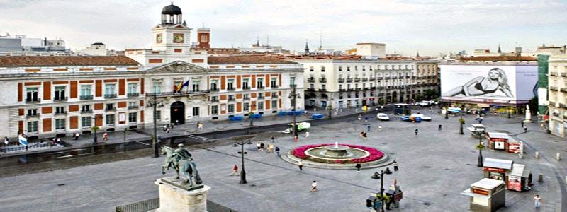 Puerta del Sol de Madrid - todo lo que ver en Madrid de viaje 3 días - Ilutravel.com