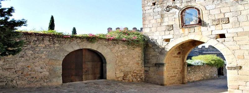Puerta del Triunfo de Trujillo