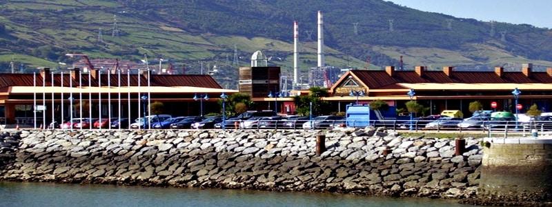 Puerto Deportivo El Abra-Getxo de Getxo