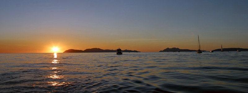 Ría de Vigo de Vigo