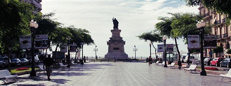 Rambla Nova de Tarragona superior