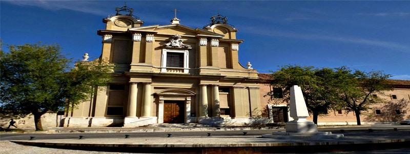 Atracciones turisticas en Aranjuez el Real Convento de San Pascual – Ilutravel.com -Tu guía de turismo online