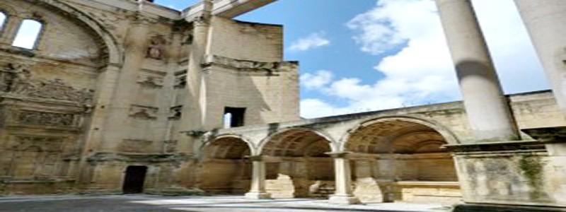 Ruinas del Convento de San Francisco de Baeza