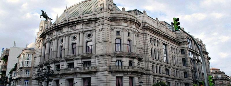 Sala de Exposiciones Centro Cultural Afundación de Vigo