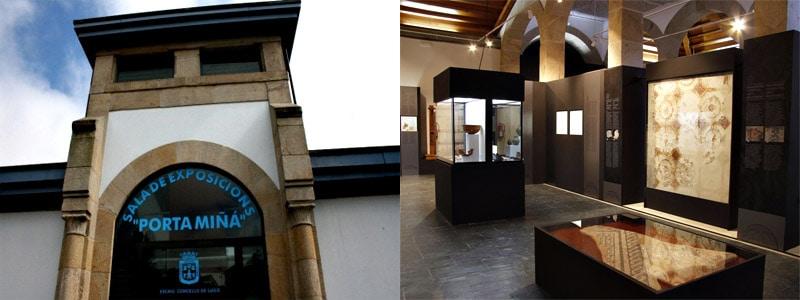 Sala de Exposiciones Porta Miñá de Lugo