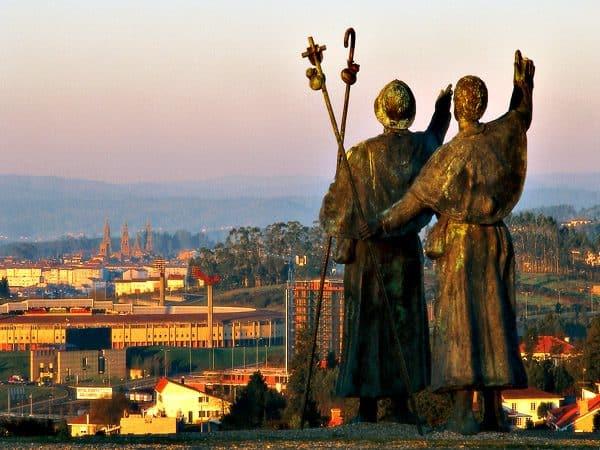 foto de Santiago de Compostela miniatura