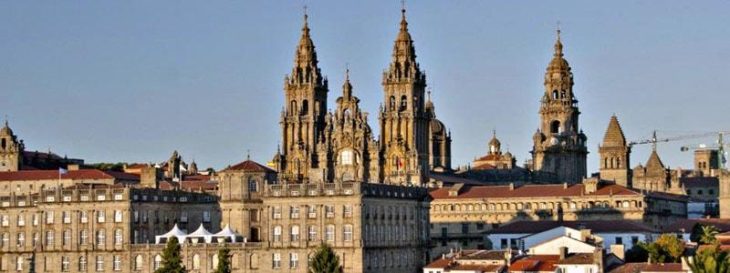 foto de Santiago de Compostela superior