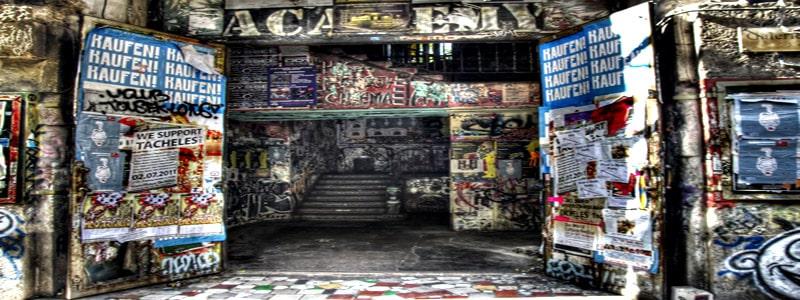 Tacheles de Berlin