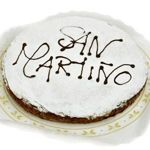 Tarta de San Martiño