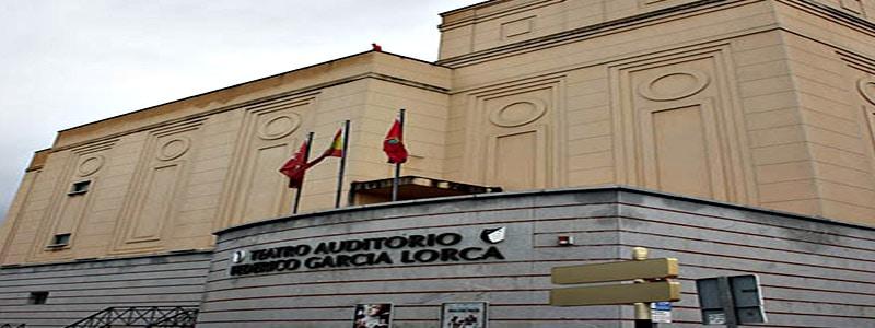 Teatro Auditorio Federico García Lorca de Getafe