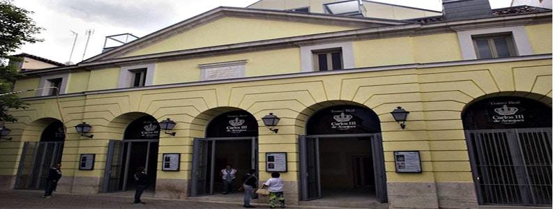 Visita el Teatro Real Carlos III de Aranjuez – Ilutravel.com -Tu guía de turismo online