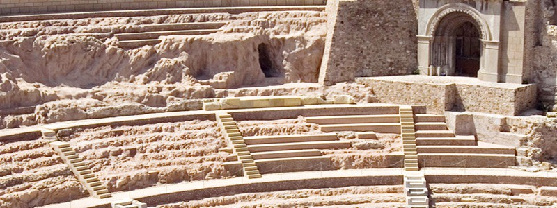 Teatro romano de Cartagena visitar ahora