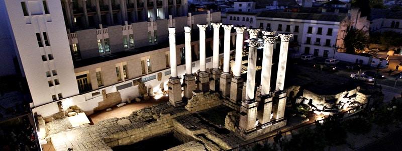 Templo romano de Córdoba de Córdoba